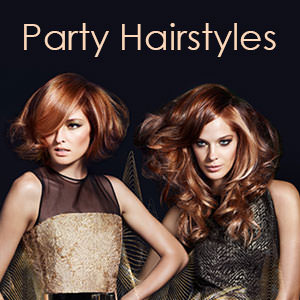 Party Hair – for Christmas and New Year