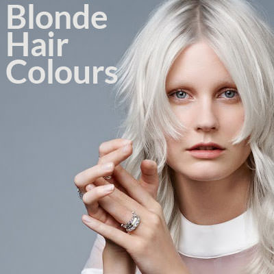Blonde Hair Colour Guide