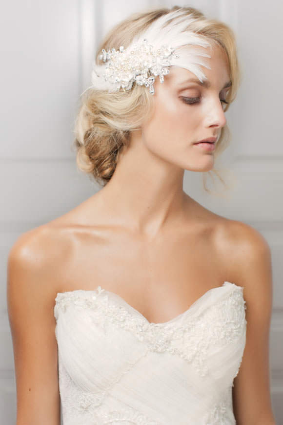 Bridal and Wedding Hair Trends 2016