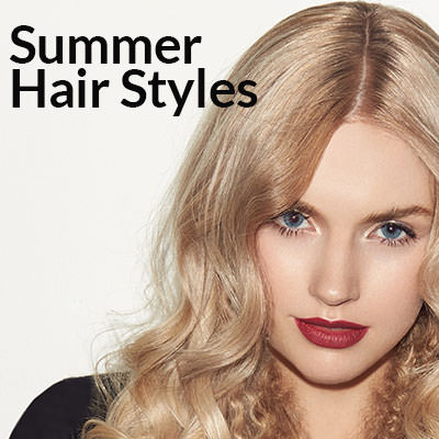 Spring and Summer Hair Trends