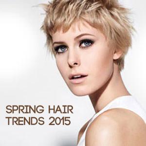 Spring Hair Trends 2015