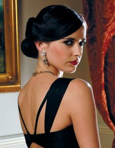 Eva Green Bond Girl Steven Scarr Hairdressing Salon