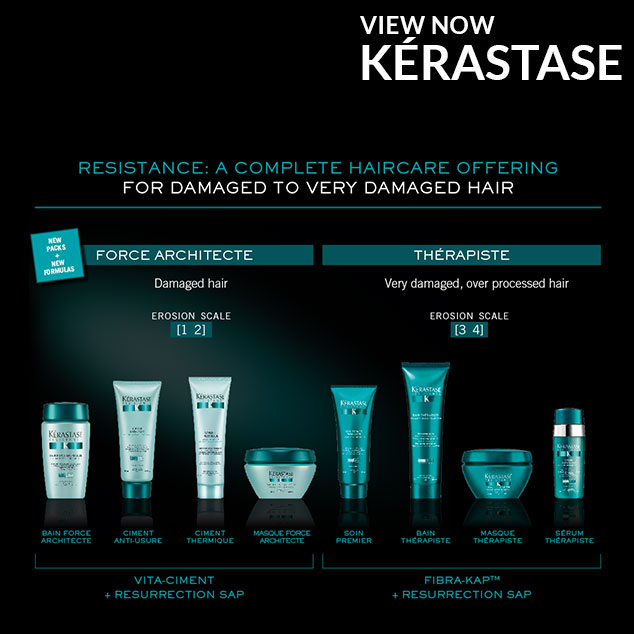 Kérastase Résistance For Damaged Hair