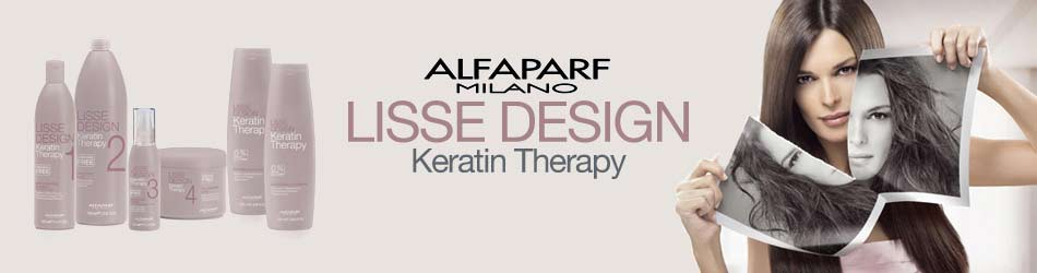 lisse-design-keratin-therapy-at Steven Scarr hairdressing salon Coxhoe, Durham