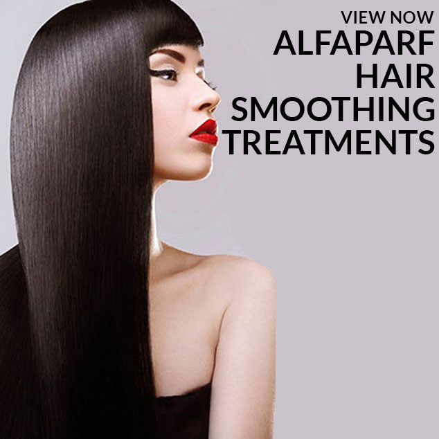 Alfaparf Smoothing Hair Treatments