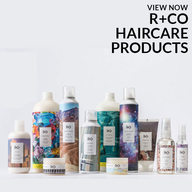 New R+CO Luxury Haircare