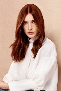 autumn hair colours for bunettes at hair lab hair salon