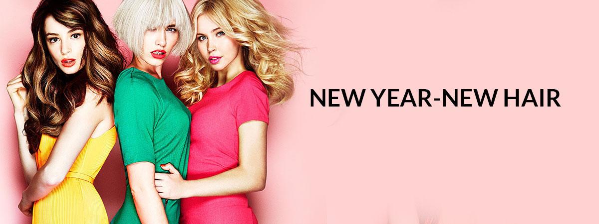 New Year-New Hue?