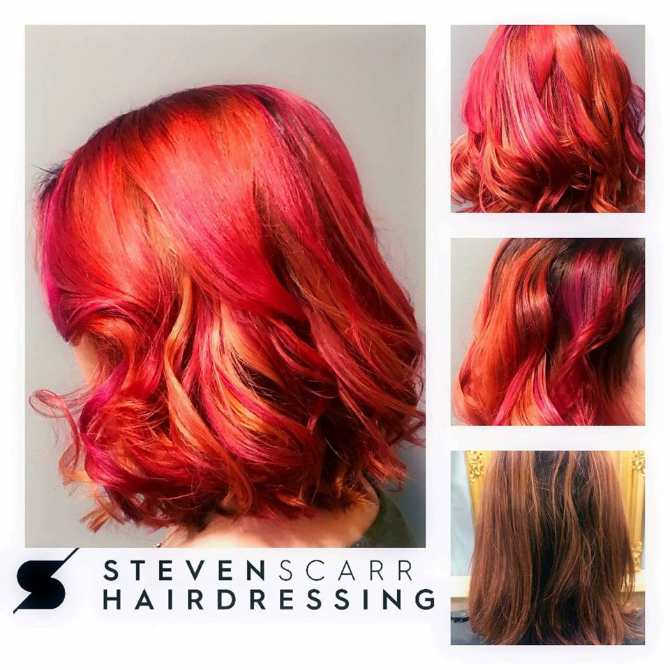 New Creative Color Fresh Create Hair Colours