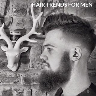 Top Trending Hair Cuts & Styles for Men
