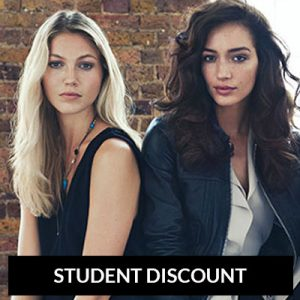 Student-Discounts at steven scarr hair salon in coxhoe, durham