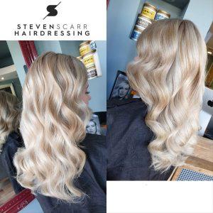 hair extensions at steven scarr hair salon in durham
