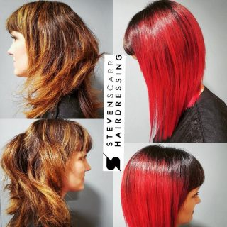 Get The Look: Red Hair Colours