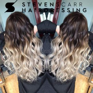 Autumn Hair Colour Trends at Steven Scarr Hair Salon in Coxhoe, Durham