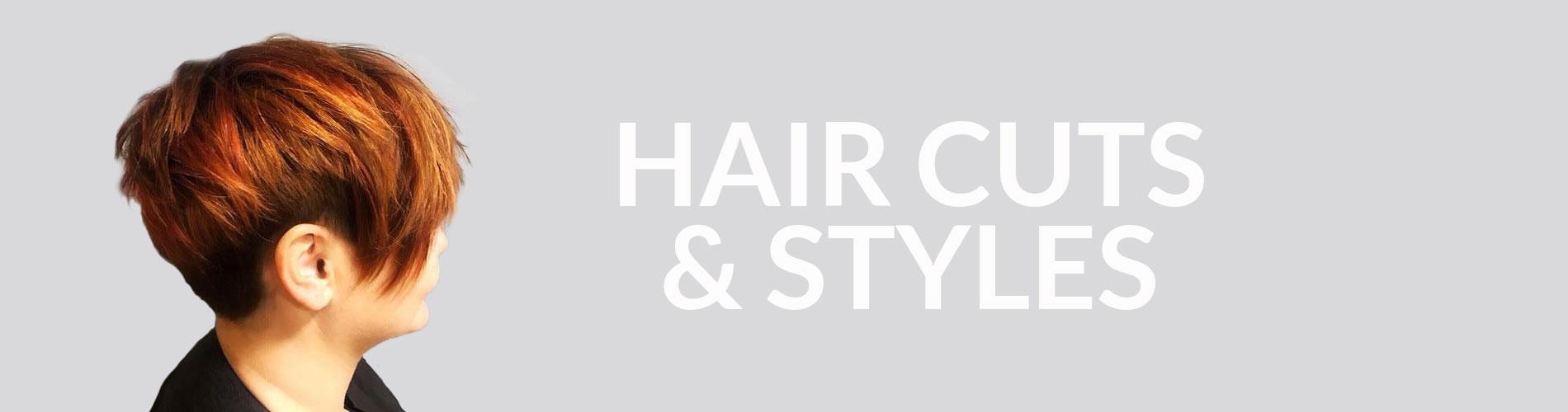 Hair Cuts & Hairstyles at Steven Scarr Hair Salon, Coxhoe, Durham