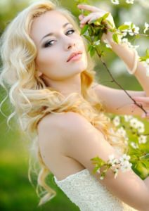 Leap Year Proposal Bridal Hairstyle Ideas @ Steven Scarr Hair Salon in Coxhoe, County Durham