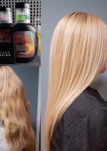 Customised Hair Colour at Steven Scarr Hair Salon in Durham