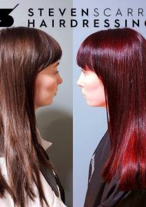 WELLA HAIR COLOUR EXPERTS IN DURHAM AT STEVEN SCARR HAIR SALON